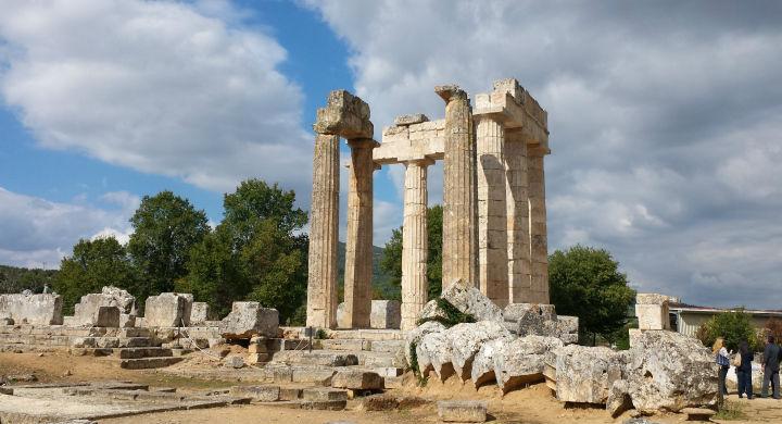 Ancient Nemea & Wine Tasting  Geo Routes Cultural Institute